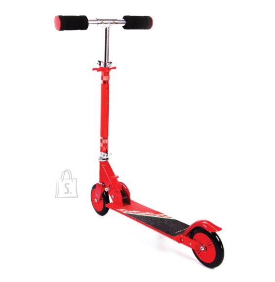FERRARI tõukeratas Kids 2 Wheel, red, FXK30