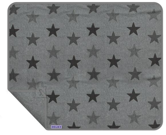 DOOKY tekk 75x75cm Grey Star 126530