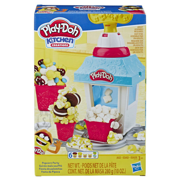 Play Doh PLAY DOH POPCORN PARTY, E5110EU4