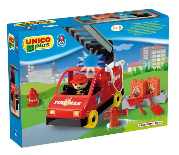 UNICO Konstrueeritav tuletõrjeauto, 8546-0000