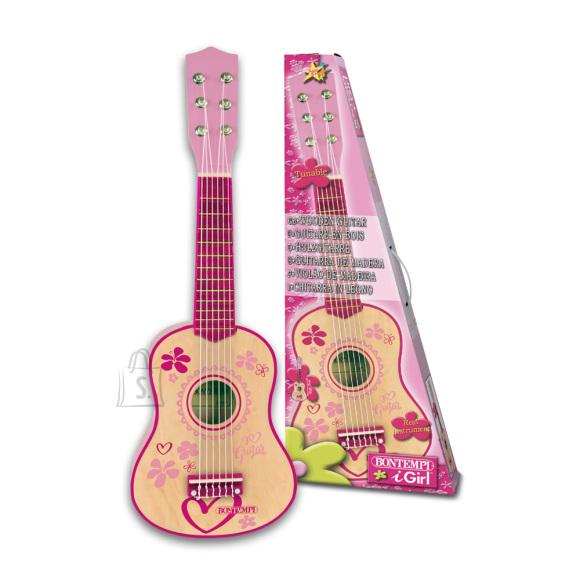 BONTEMPI puidust kitarr 6 keelega, 22 5572
