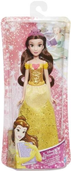 DISNEY PRINCESS SHIMMER B fashion  doll asort., E40201EU4