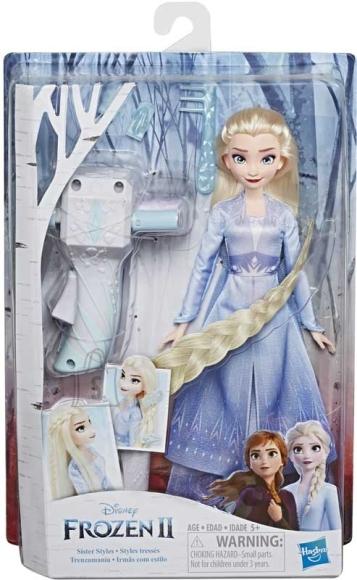 FROZEN 2 hair play  doll asort., E6950EU4