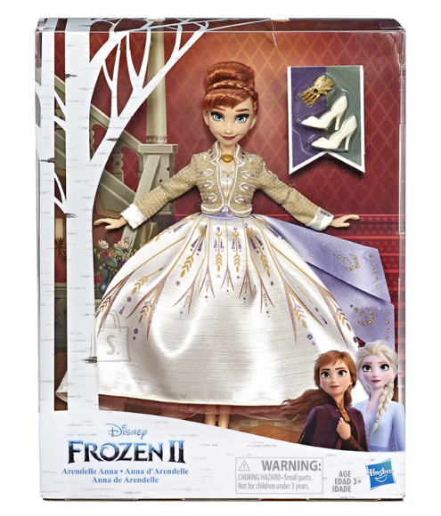 FROZEN 2 deluxe fashion asort., E5499EU4