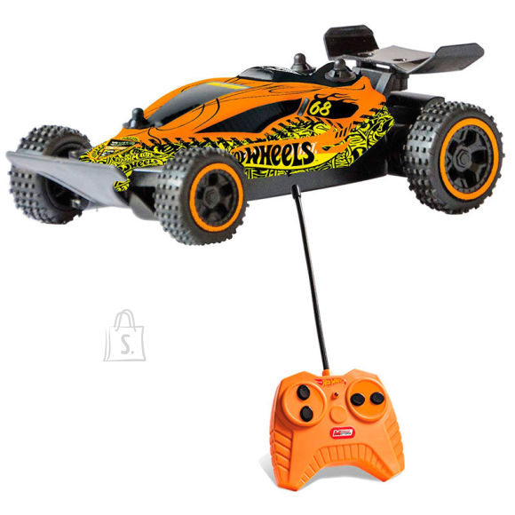 HOT WHEELS auto MICRO BUGGY SCX6 R/C 1:18, 63446