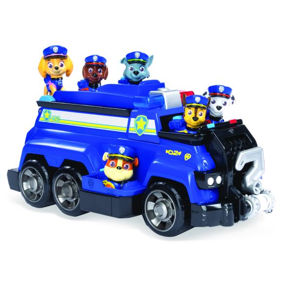 PAW PATROL sõiduk Team Rescue Chase, 6052956