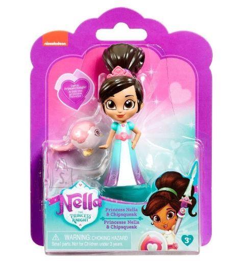 NELLA THE PRINCESS kuju Princess Nella & Impkin, 11258.2500