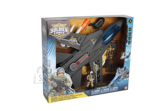 CHAP MEI Soldier Force Air Hawk Attak Plane mängukomplekt, 545054