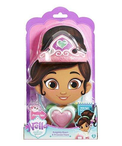 NELLA THE PRINCESS kuju Heart Pendant & Tiara, 11286.2500