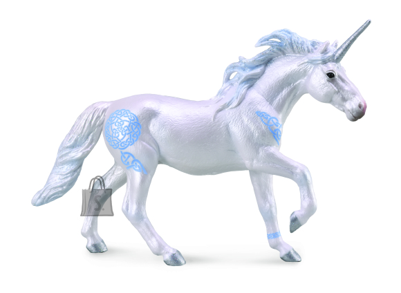 COLLECTA ükssarviku täkk, sinine, 88849