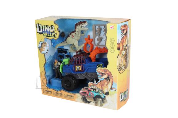 CHAP MEI Dino Valley Roughneck Patrol mängukomplekt, 542088