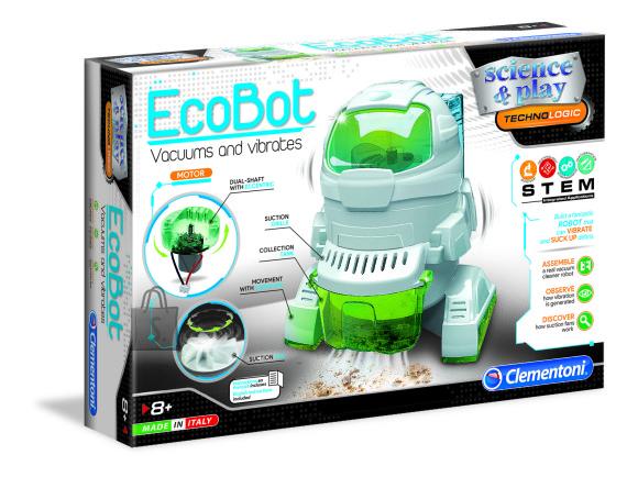 CLEMENTONI ecobot, 75040BL
