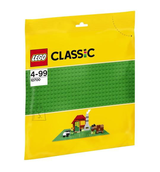 10700 LEGO® Classic Roheline alusplaat