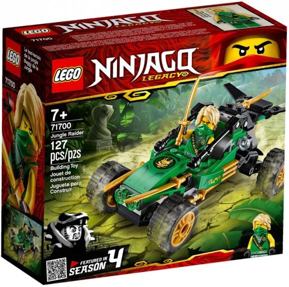 71700 LEGO® NINJAGO® Džunglisõiduk