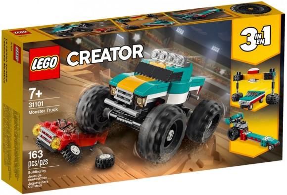 31101 LEGO® Creator Monsterauto