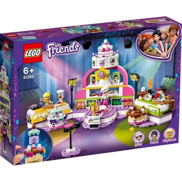 41393 LEGO® Friends Küpsetamisvõistlus