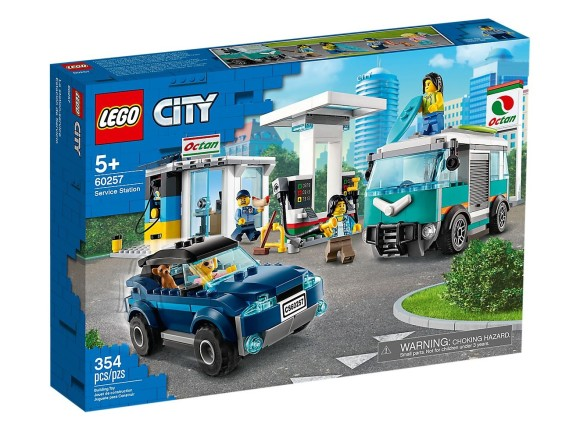 60257 LEGO® City Teenindusjaam