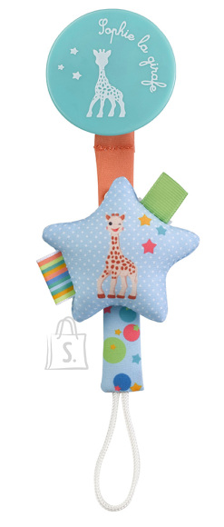 VULLI Sophie la girafe lutihoidja 0+ Star 456017