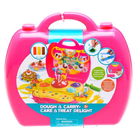 Playgo PLAYGO DOUGH komplekt koogid ja maiustused, 8810