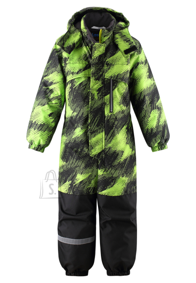 LASSIE Kombe Danem Lime green 720743-8351-128