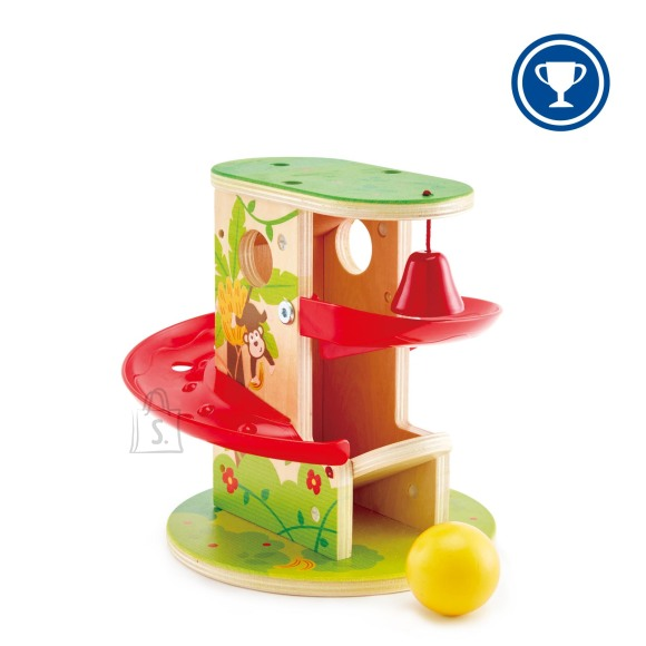 Hape HAPE pallirada Jungle Press and Slide, E0508