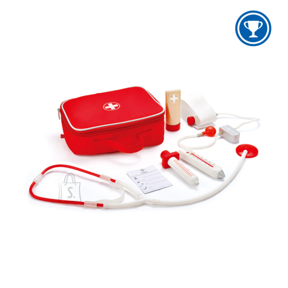 Hape HAPE arstikomplekt Doctor On Call, E3010