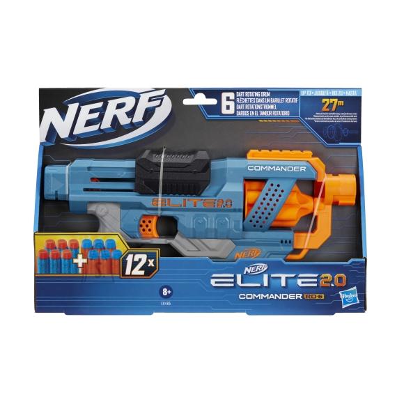 NERF mängupüstol Elite 2.0 Komandör, E9485EU4