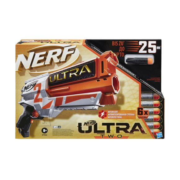 NERF mängupüstol Ultra Two, E79223R0