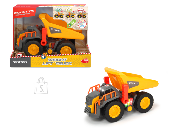 SIMBA DICKIE TOYS veoauto Volvo Weight Lift, 203725004