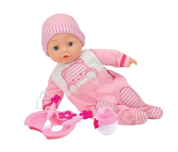 BAMBOLINA 40cm rääkiv beebi koos aksessuaaridega, 50 eesti keelset sõna, BD1392EE