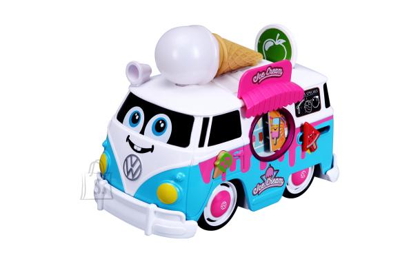 BB JUNIOR mänguauto Volkswagen maagiline jäätisebuss (LT, LV,EE), 16-88610