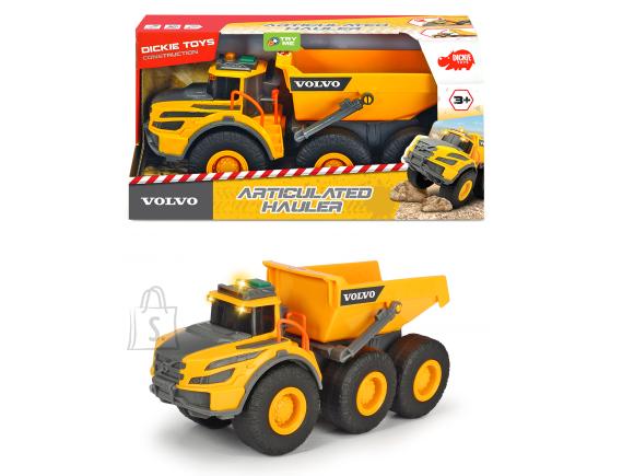 SIMBA DICKIE TOYS traktor Volvo Liigendraamiga pinnaseveok, 203723004