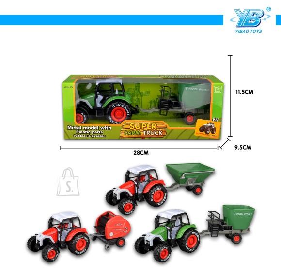 Traktori komplekt, 1605C166