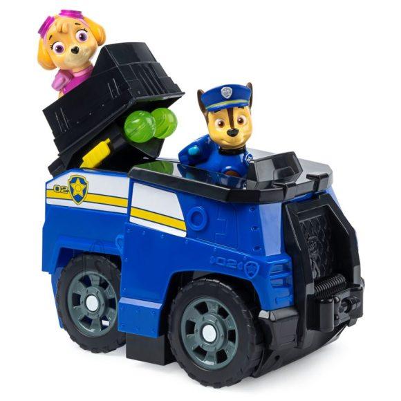 PAW PATROL 2in1 transformeeruv politseisõiduk, sortiment., 6055931