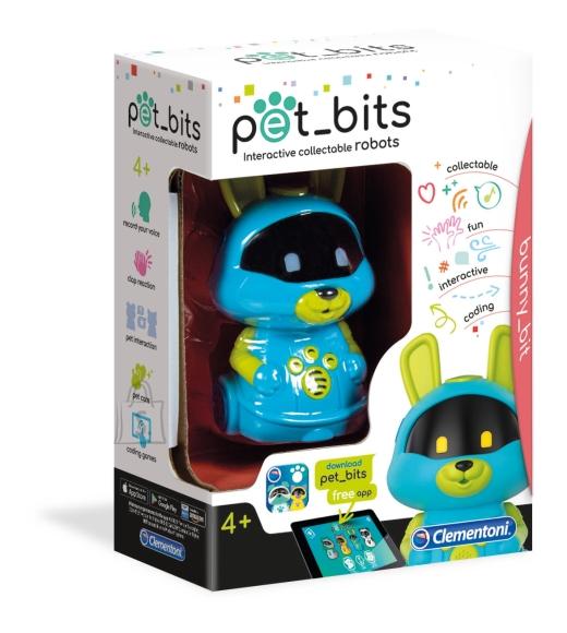 CLEMENTONI robot Pet Bits Bunny Bit, 12096