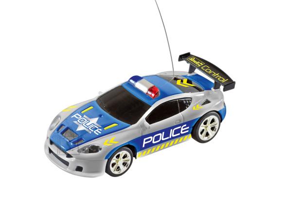 REVELL mini RC politsei auto