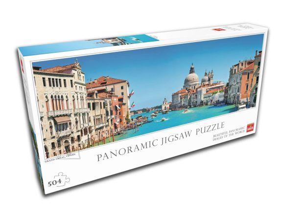 LEISUREWISE pusle Grand Canal Venice, 504pcs, 71407.012