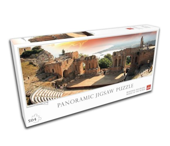 LEISUREWISE pusle Taormina Theatre, 504pcs, 71408.012