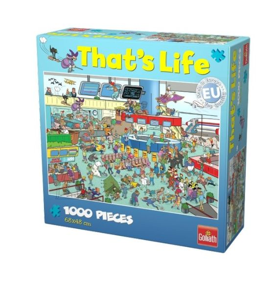 THAT'S LIFE pusle Airport, 1000pcs, 71363.106