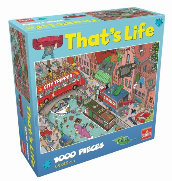 THAT'S LIFE pusle Moving, 1000pcs, 71385.006