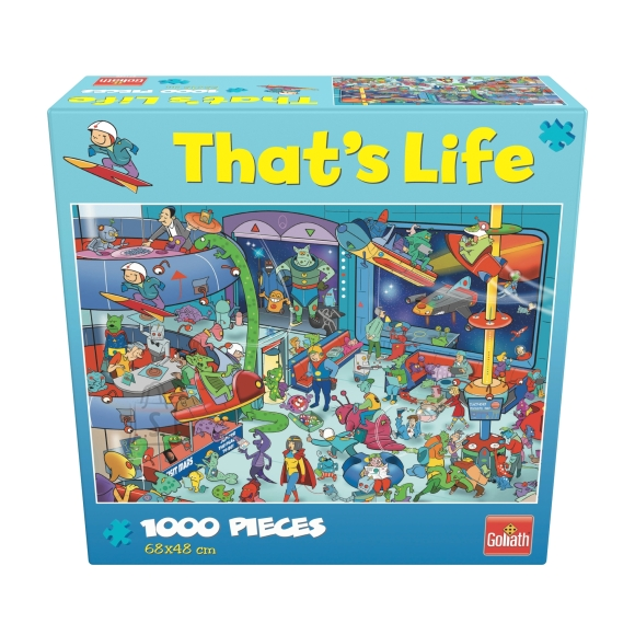 THAT'S LIFE pusle Outer Space, 1000pcs, 71426.106