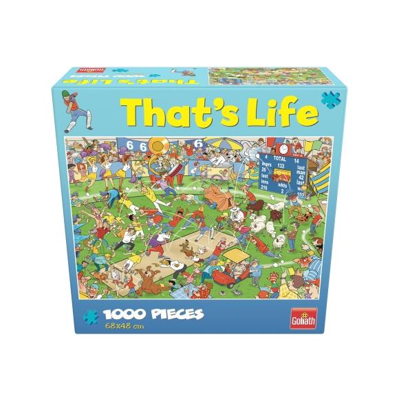 THAT'S LIFE pusle Cricket, 1000pcs, 71427.106