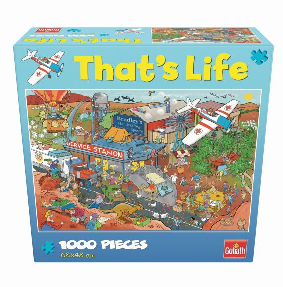 THAT'S LIFE pusle Outback, 1000pcs, 371422.106