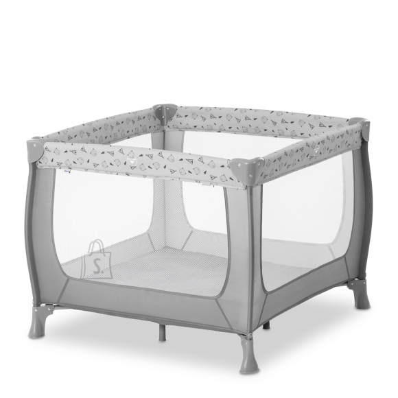 Hauck HAUCK reisivoodi Sleep N Play SQ Nordic Grey