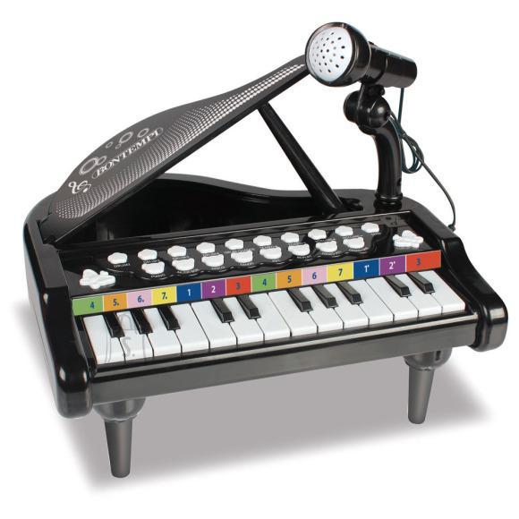 BONTEMPI elektrooniline klaver mikrofoniga, 10 2010