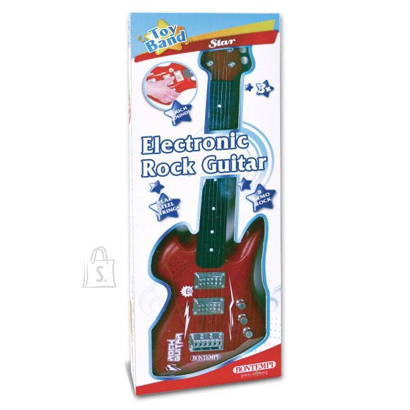 BONTEMPI elektrooniline rokk-kitarr, 24 4815