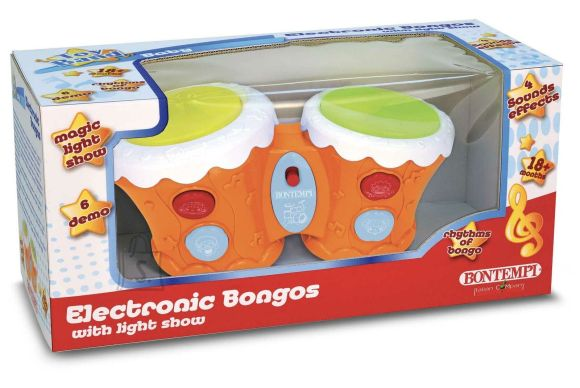 BONTEMPI elektrooniline bongod, 54 1125