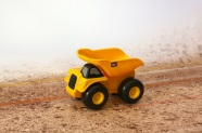 Toy State mudelsõiduk Caterpillar ehitusplatsi masin