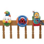 K's Kids kinnitatav mänguasi käru kolmik