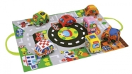 K's Kids mängumatt autodega